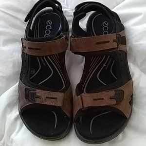 Ecco Yucatan Hiking Sport Sandals Size  44/10.5